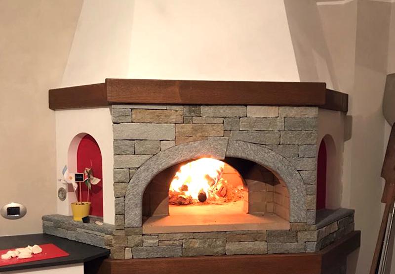 Forni A Legna Prefabbricati Per Pizza E Pane Forni Professionali