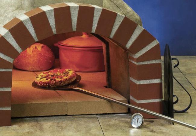 Forni a legna prefabbricati per pizza e pane, forni professionali ...