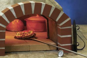Forni a legna prefabbricati per pizza e pane forni professionali forni per la casa - Forni per pizza a legna per casa ...